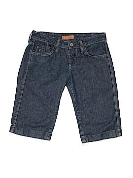 James Cured Denim Shorts 27 Waist