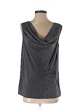 Single Los Angeles Sleeveless Silk Top Size S