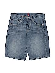 Uniqlo Women Denim Shorts 24 Waist