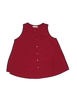 Soprano Sleeveless Blouse Size 10 - 12
