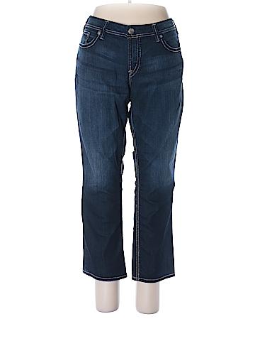 Silver Jeans Size 16