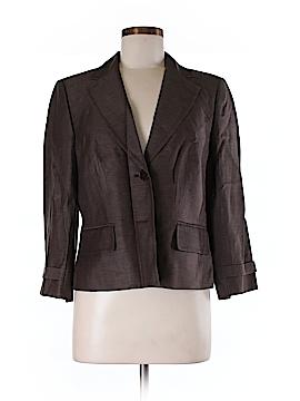 Ann Taylor LOFT Silk Blazer Size 8