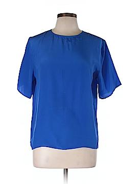 Tess Short Sleeve Silk Top Size 12