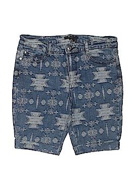 Ann Taylor Denim Shorts 30 Waist