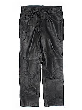 Metropolitan Leather Pants 32 Waist