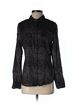 MICHAEL Michael Kors Long Sleeve Blouse Size S