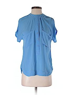 Cloth & Stone Short Sleeve Blouse Size XS
