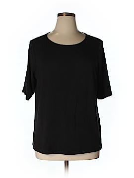 Grace Elements Short Sleeve T-Shirt Size 1X (Plus)