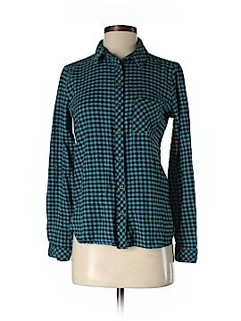 C&C California Long Sleeve Button-Down Shirt Size S