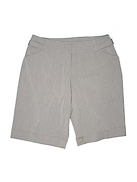 I.N. Studio Dressy Shorts Size 18 (Plus)