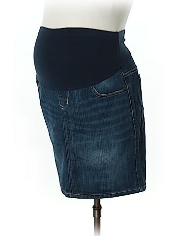 Old Navy - Maternity Denim Skirt Size 4 (Maternity)