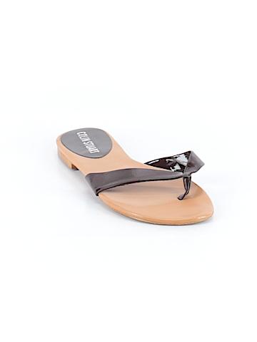 Colin Stuart Flip Flops Size 7