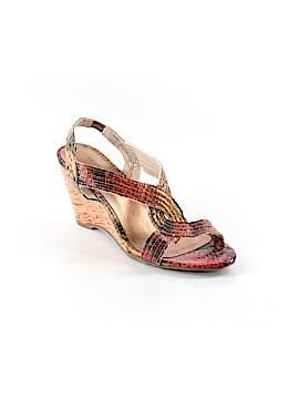 AK Anne Klein Wedges Size 6 1/2