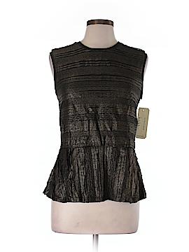 Nicole Miller Artelier Sleeveless Blouse Size L