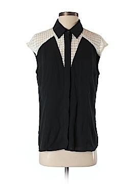 Neiman Marcus Short Sleeve Blouse Size 2