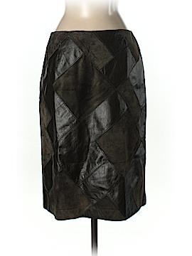 Nine West Leather Skirt Size 4