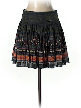 Free People Silk Skirt Size XS
