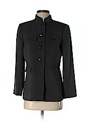 Kasper A.S.L. Women Jacket Size 8 (Petite)