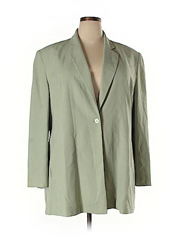 Jones Wear Blazer Size 22 (Plus)