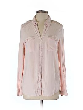 Spense Long Sleeve Blouse Size L