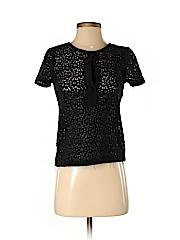 Juicy Couture Women Short Sleeve Blouse Size P