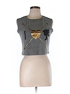 Mighty Fine Sleeveless T-Shirt Size XL