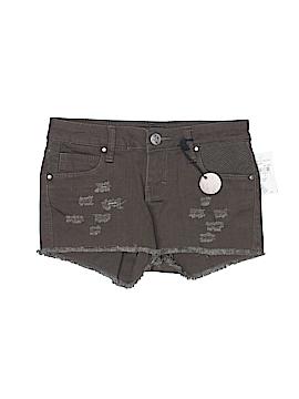 STS Blue Denim Shorts Size 3