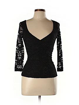 Bebe Long Sleeve Top Size XS (Petite)