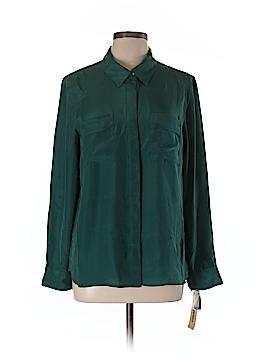DKNY Long Sleeve Blouse Size L