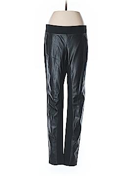 Ann Taylor Faux Leather Pants Size S