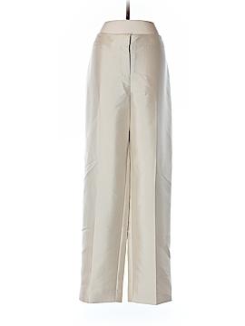 Ann Taylor Silk Pants Size 2 (Tall)