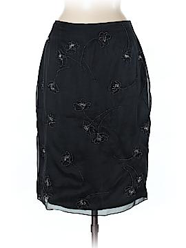INC International Concepts Silk Skirt Size 6