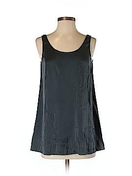 Eileen Fisher Sleeveless Silk Top Size XS