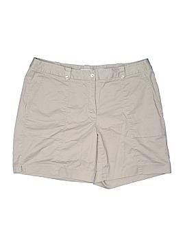 Liz Claiborne Golf Khaki Shorts Size 14