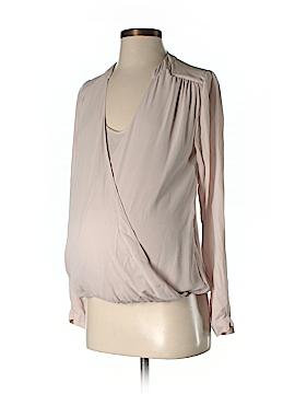 Ripe Long Sleeve Blouse Size XS (Maternity)