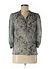 BCBGeneration Women 3/4 Sleeve Blouse Size M