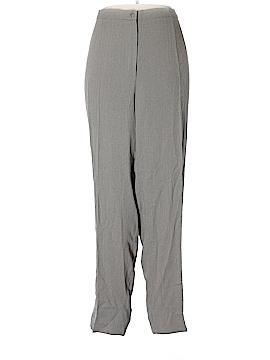 Tamotsu New York Casual Pants Size 16W