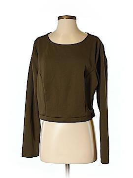 Monif C. Long Sleeve Top Size 2 (Plus)