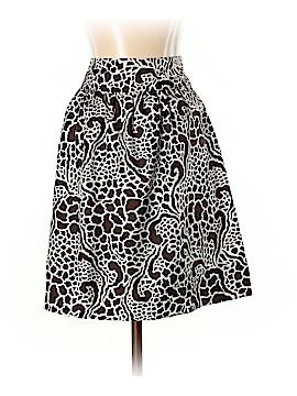 Elizabeth McKay Silk Skirt Size 2