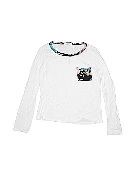 Full Tilt Long Sleeve T-Shirt Size M (Kids)