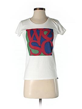 WESC Short Sleeve T-Shirt Size XS