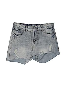 Alexander McQueen Denim Shorts 28 Waist