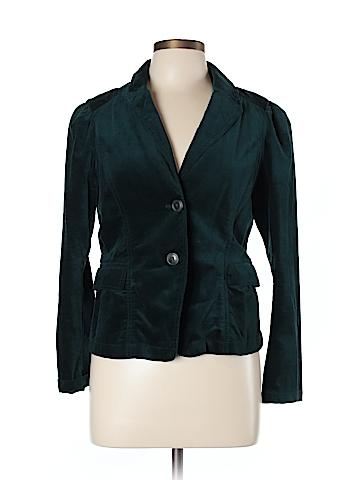Ann Taylor LOFT Silk Blazer Size 10 (Petite)