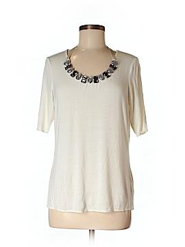 Pamela Dennis Short Sleeve Top Size M