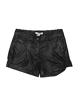 Elizabeth and James Leather Shorts Size 4
