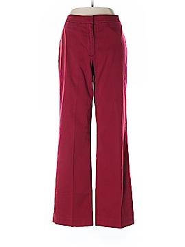 Liz & Me Khakis Size 8