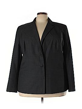 Classiques Entier Wool Blazer Size 22 (Plus)