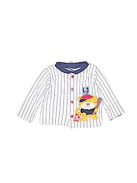 Taggies Long Sleeve T-Shirt Size 0-3 mo