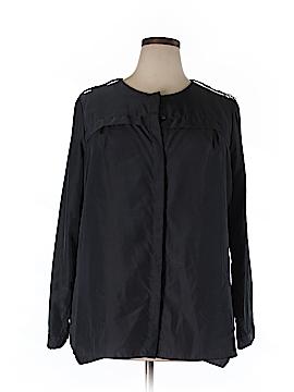 MBN Long Sleeve Button-Down Shirt Size 2X (Plus)