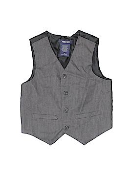 Cherokee Tuxedo Vest Size 5T